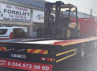 Es Teknik Forklift