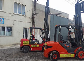 Polat Forklift