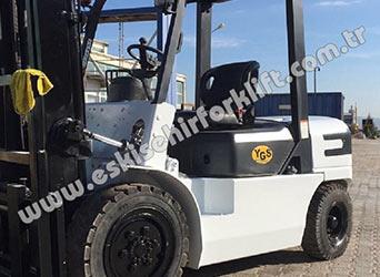 3 Ton 3,30 Metre Forklift Kiralama