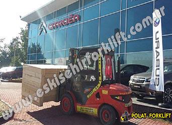 3 Ton 4,5 Metre Forklift Kiralama