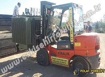 3,5 Ton 4,2 Metre Forklift Kiralama