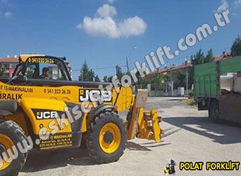 4 Ton 17 Metre Forklift Kiralama